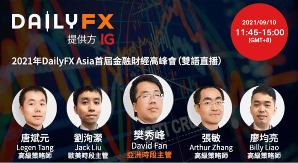 外匯交易商IG旗下金融財經高峰會