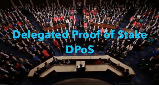 委託權益證明 (DPoS)是什麼